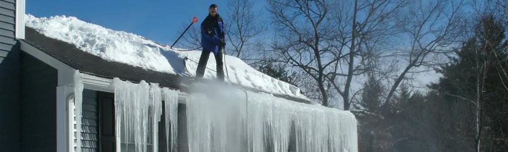 Ice Dam Solutions Near Charleston, Georgetown, Lexington