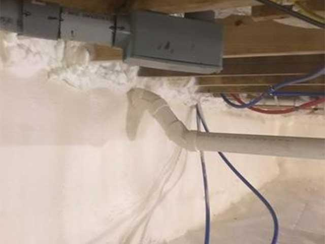 Crawlspace Renovation, Proctorville OH
