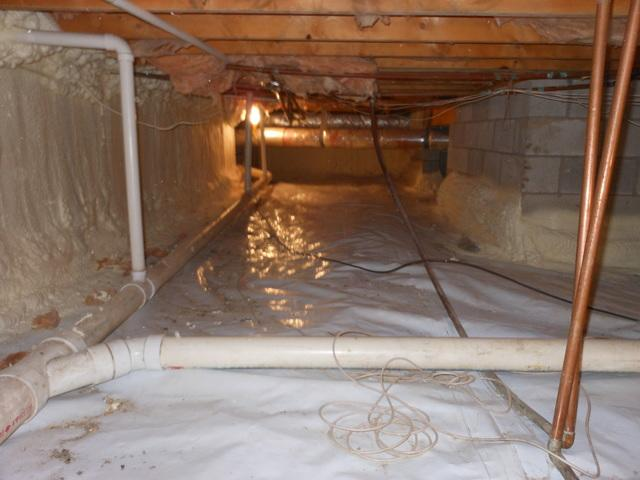Crawlspace Encapsulation in Pikeville, KY