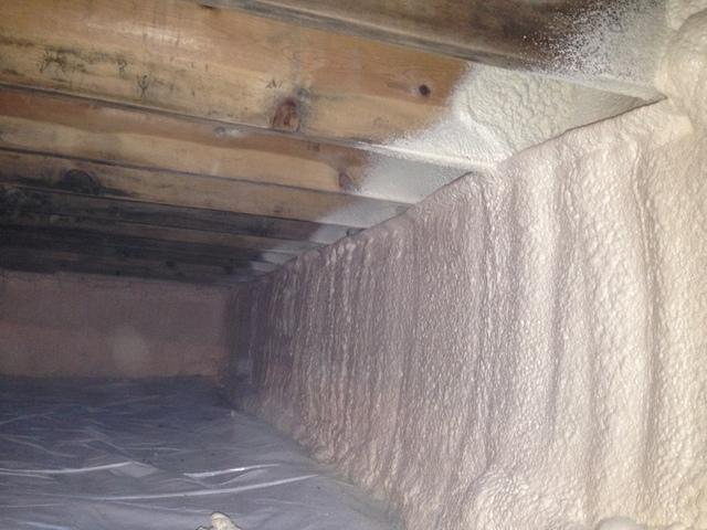 Crawl Space Insulation in Paintsville, KY