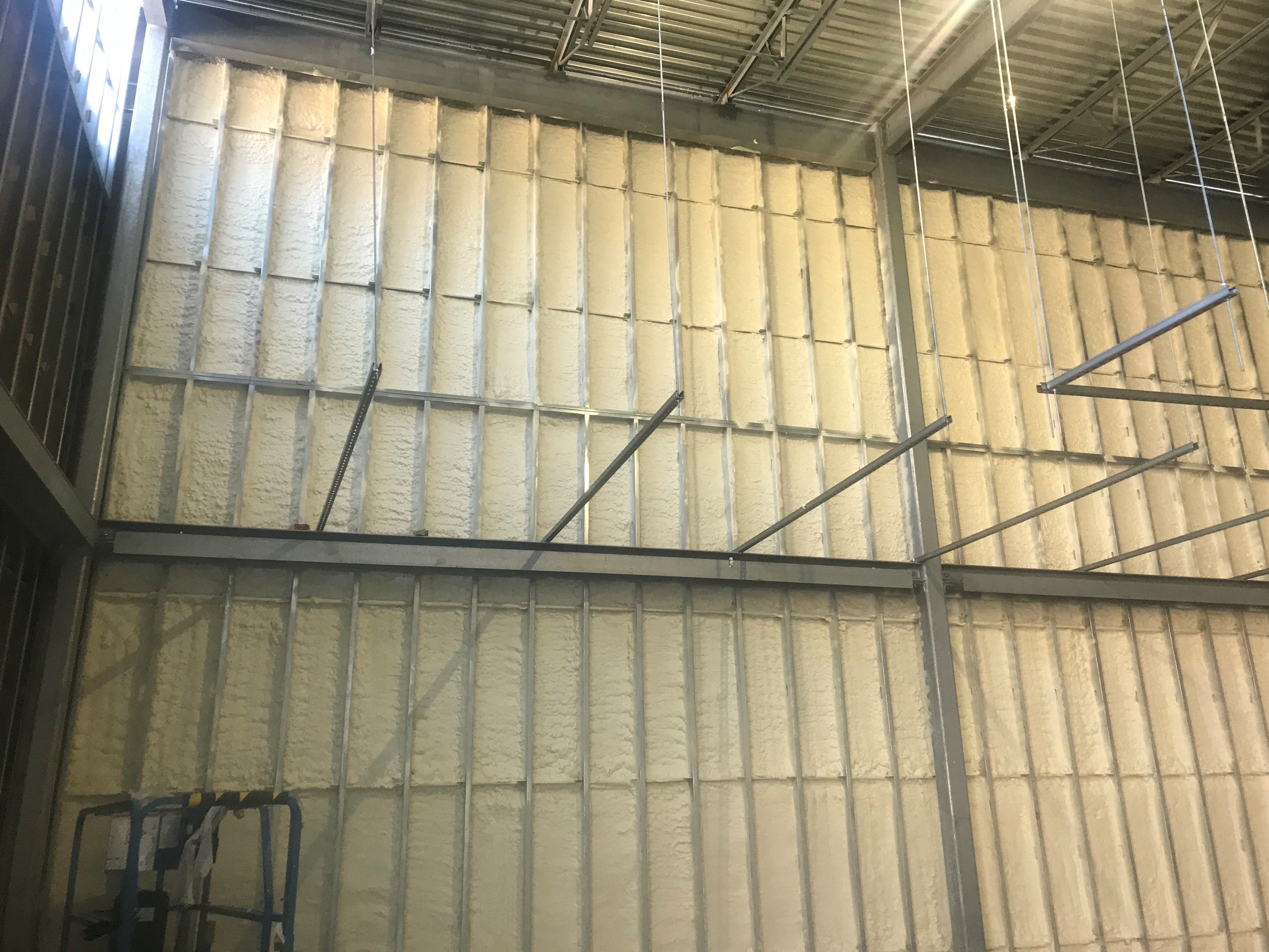Fully Insulated Wall
